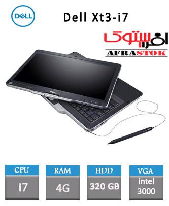 لپ تاپ استوک dell xt3 – i7