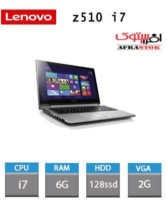 لپ تاپ lenovo z510-i7