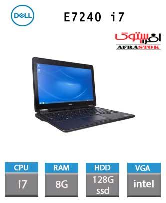لپ تاپ استوک dell E7240 Core i7