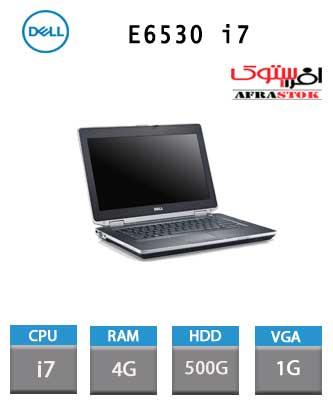 لپ تاپ استوک dell 6530 i7