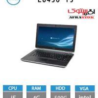 لپ تاپ استوک دل مدل dell 6430